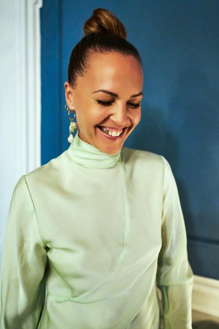 Maria Barfod - DJ Fedty Zalando campaign