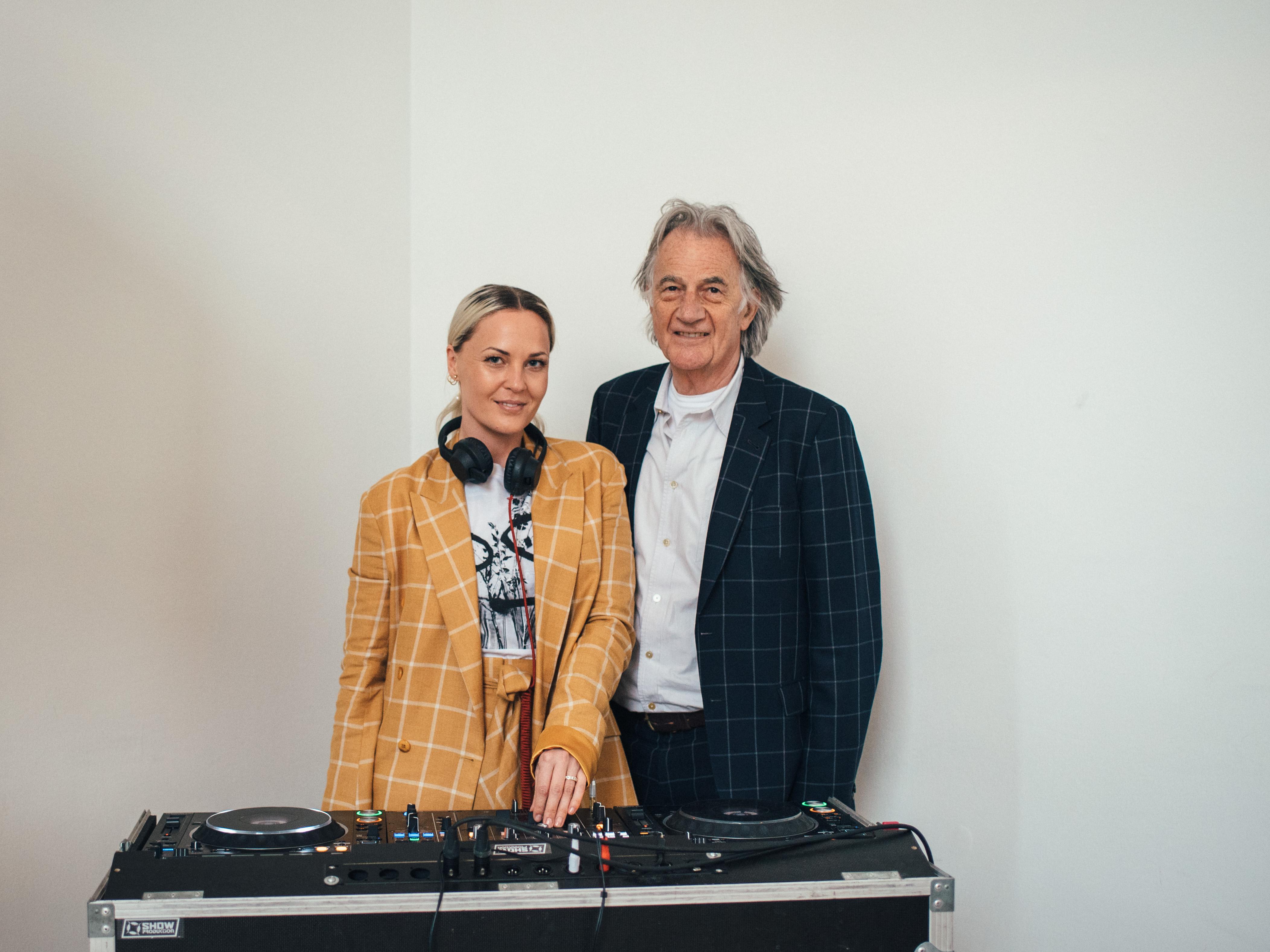 DJ, Fedty, Maria Barfod, Music